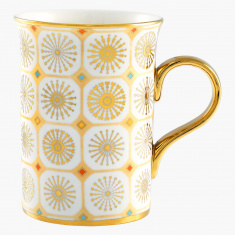 Martha Printed Mug - 410 ml