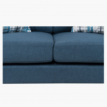 Cathy Tria 2-Seater Sofa with 2 Cushions