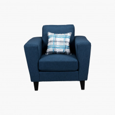 Cathy Tria 1-Seater Sofa with Cushion