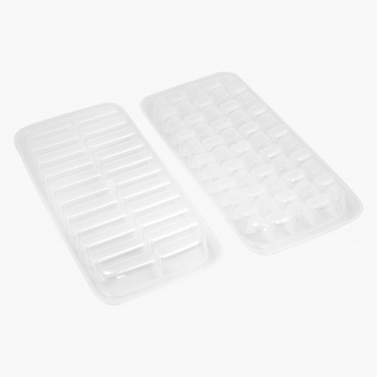 Rita 2-Piece Ice Tray Set