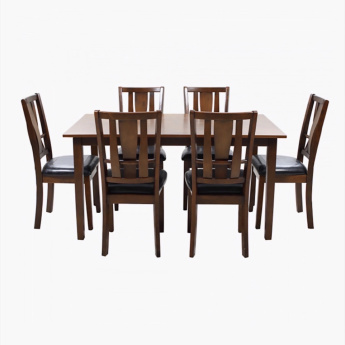 Riverdale 6-Seater Dining Table Set