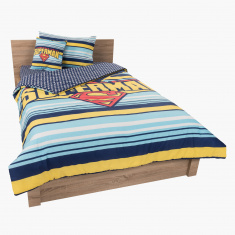 Superman 4-Piece Comforter Set