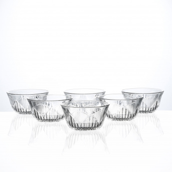 Crystal Argos Bowl - Set of 6 - 205 ml