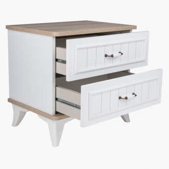 Victoria 2-Drawers Night Stand