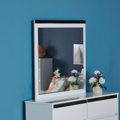 Matilda Mirror for 6-Drawers Master Dresser