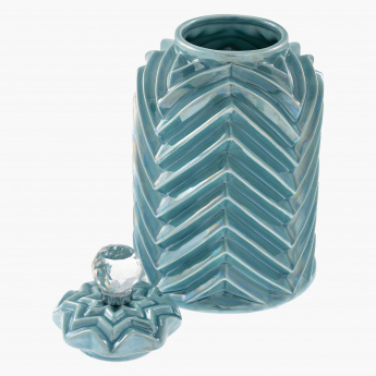 Prete Decorative Jar