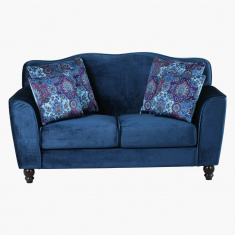 Lukenz 2 Seater Sofa with Cushions