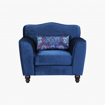 Lukenz Sofa with Cushion