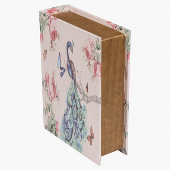 Rosy Book Box - 25x19 cms