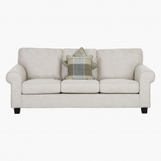 Victoria 3-Seater Sofa with 2 Cushions