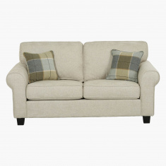 Victoria 2-Seater Sofa with 2 Cushions