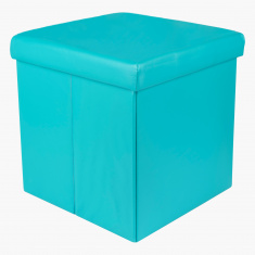 Space Folding Storage Ottoman