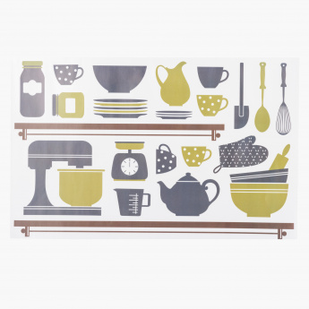 Kitchen Room Decor - 60x32.5 cms