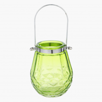 Kiro Diamond Lantern with Handle