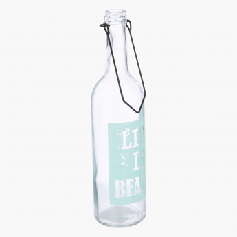 Beladona Printed Bottle with Hanger
