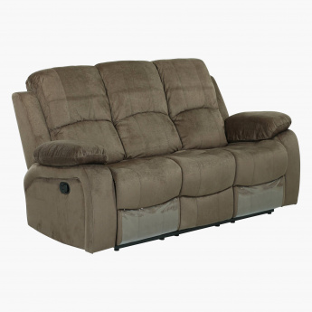 Evasion 3-Seater Recliner Sofa