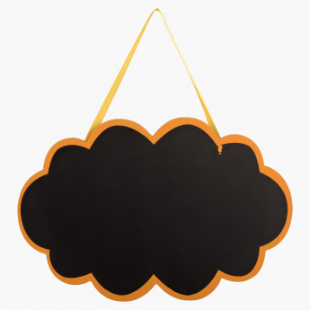 Mode Cloud Black Board - 30x20 cms