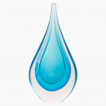 Zurice Water Drop - 10x5x21 cms