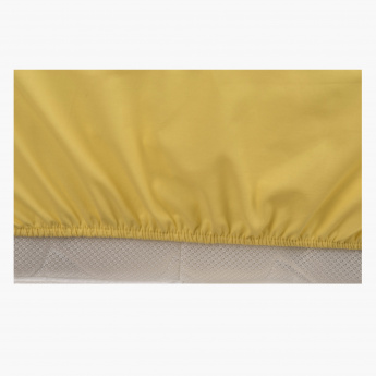Uni Super King Fitted Sheet - 200x200 cms