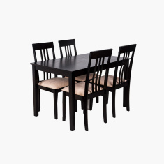 Alwan 5-Piece Dining Table Set
