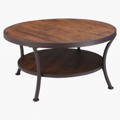 Apollo Victoria Coffee Table with Undershelf
