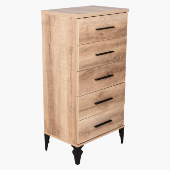 Lukenz 5-Drawer Chest of Drawers