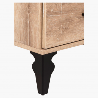 Lukenz 2-Drawer Nightstand