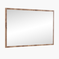 Lukenz 6-Drawer Master Dresser Mirror