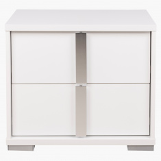 Picasso 2-Drawer Nightstand
