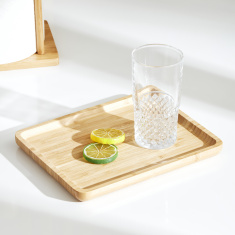 Bamboo Rectangular Tray - Small