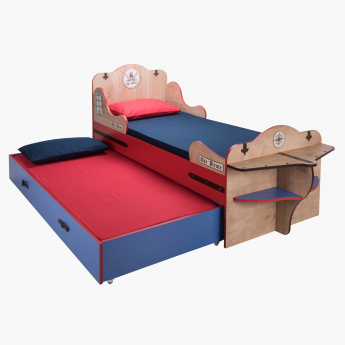 Sea Rover Pullout Single Bed - 90x190 cms