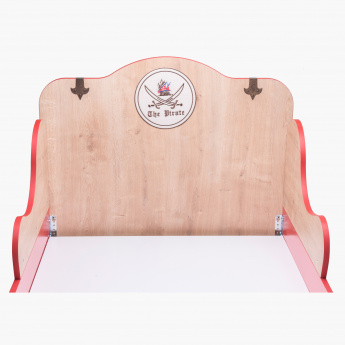 Sea Rover Bed - 90x200 cms