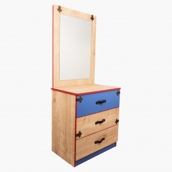 Sea Rover Mirror for 3-Drawer Dresser
