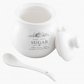 Sweet Home Sugar Pot