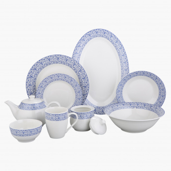 Alice 47-Piece Dinner Set