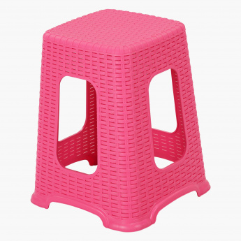 Canyon Rattan Stool