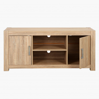 Flora 2-Door TV Unit for TVs up to 60 inches