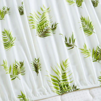 Botanic Twin Fitted Sheet - 120x200 cms