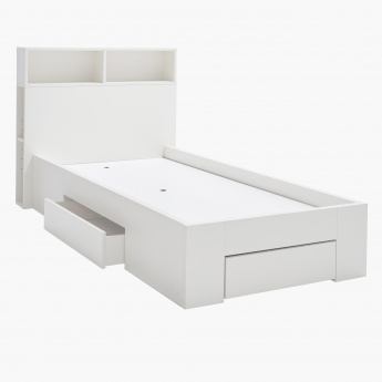 Oslo Storage Bed with 3 Drawers - 90x200 cms