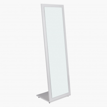 Oslo Floor Standing Mirror with Hook