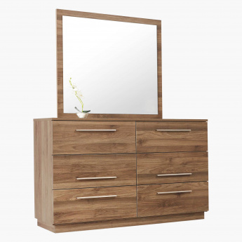 Colombia 6-Drawer Master Dresser without Mirror