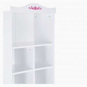 Petunia Bookcase with Drawer