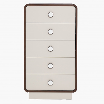 Valentina 5-Drawer Chest of Drawers