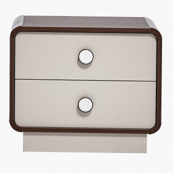 Valentina 2-Drawer Nightstand