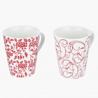 Lorenza 2-Piece Mug Set