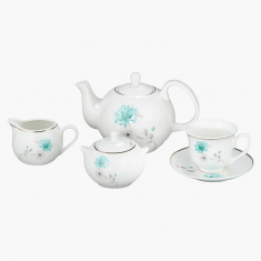 Melina 15-Piece Tea Set