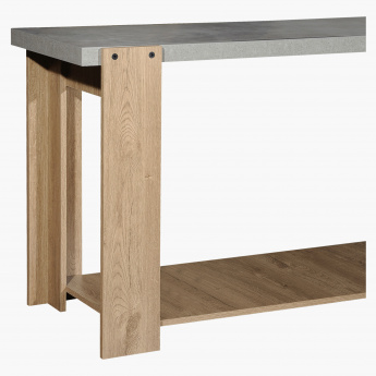 Cementino Rectangular Sofa Table