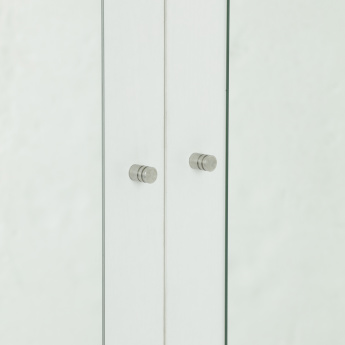 Picasso 2-Door Wardrobe with Mirror