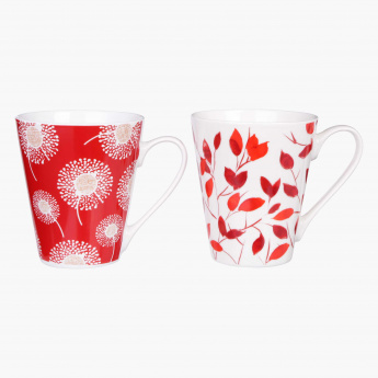 Alice 2 Pcs Mug Set