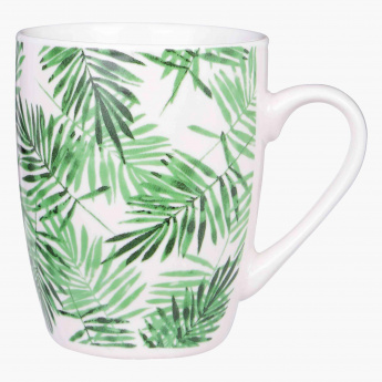 Tropical New Bone China Mug - 13 Oz